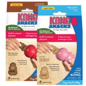 KONG StuffN Snacks til hvalpe og hunde