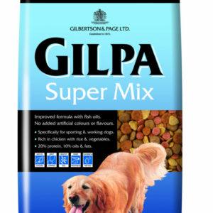 15 kg Gilpa Super Mix - voksenfoder