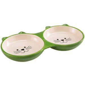 Ferplast IZAR keramisk skålsæt til katte