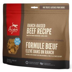 Orijen Ranch-Raised Beef frysetørret godbid, 92 gr.