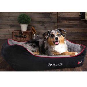 Scruffs Termo hundesenge - 4 størrelser