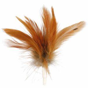 Udskiftnings legetøj til Trixie Feather Hider