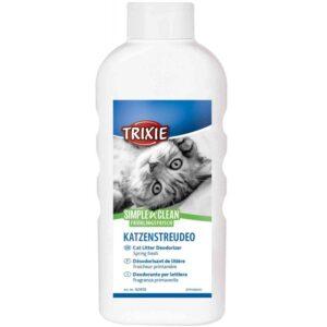 Lugtfjerner Fresh 'n' Easy til kattegrus m.m.